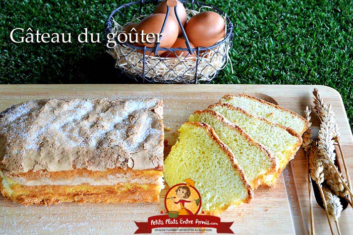 Gâteau du goûter