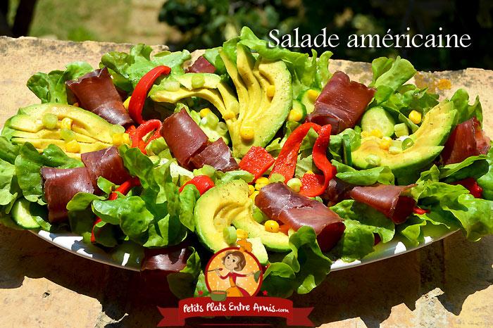 Salade américaine