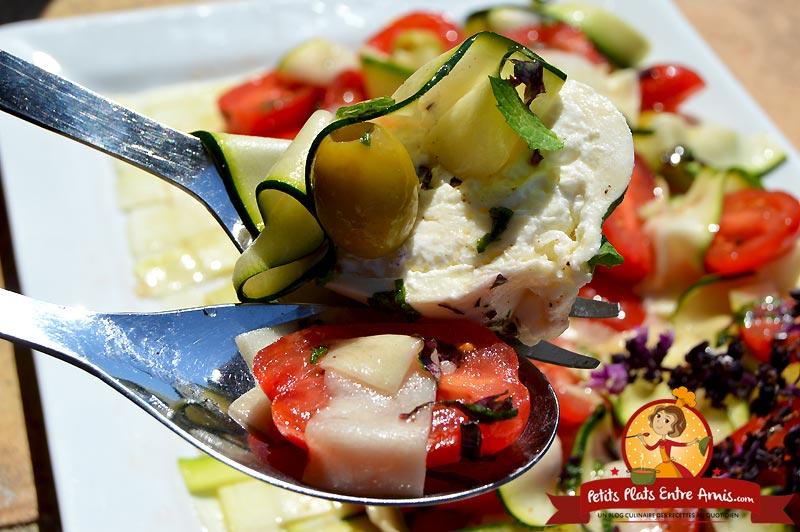 idée de salade d'été
