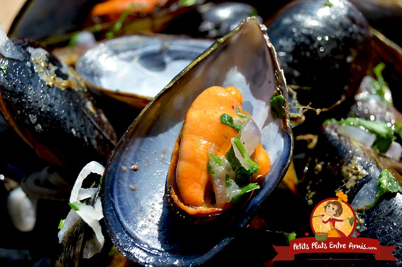 Quelle cuisson pour les moules marinières ?