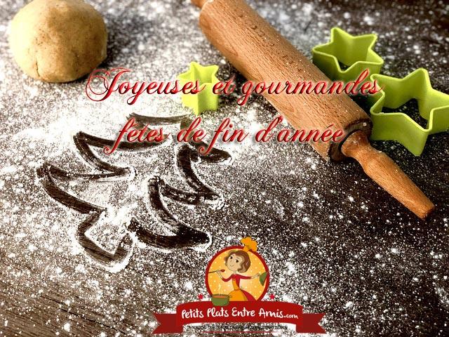 Joyeuses et gourmandes fêtes de fin d'année