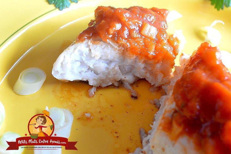 Quelle cuisson pour un filet de poisson blanc