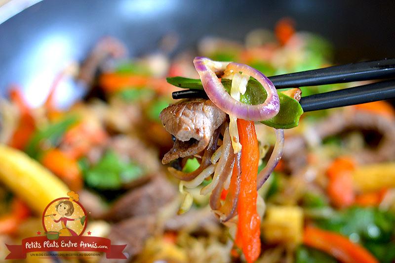 Idée cuisine thaï