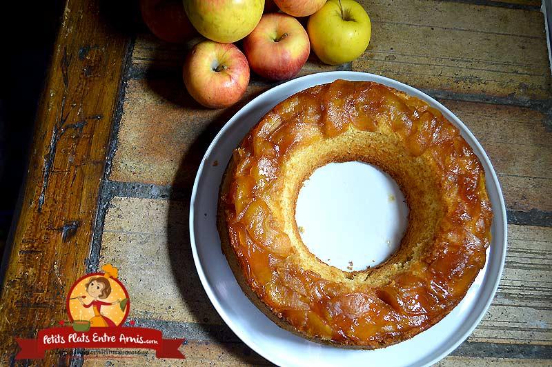 Gâteau aux blancs d'oeufs la recette