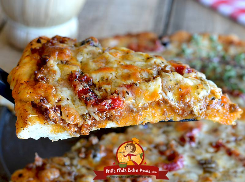 Quelle cuisson pour une pizza?