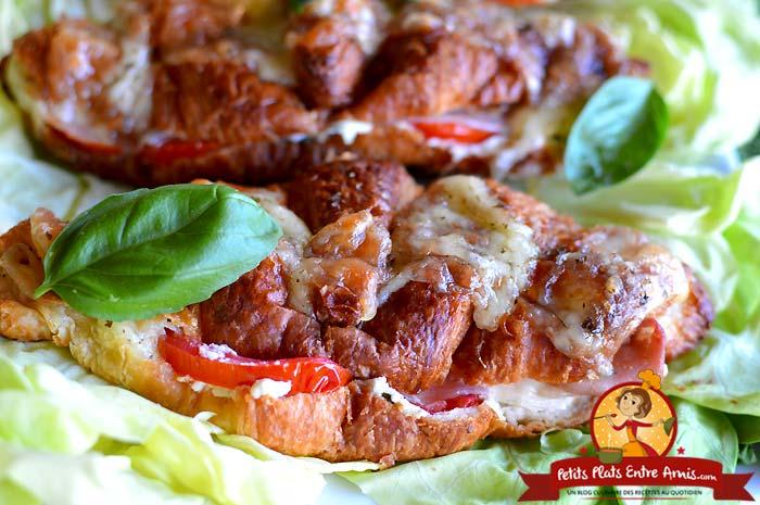 Recette de croissants à l'italienne