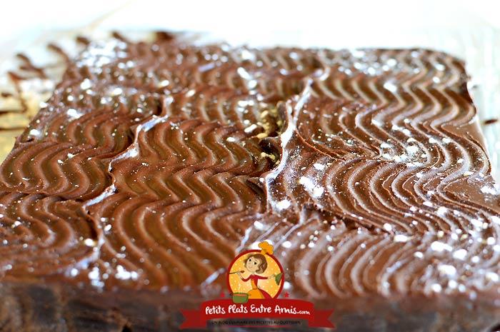 Recette du gâteau au chocolat et mascarpone de Cyril Lignac