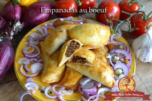 Empanadas au boeuf