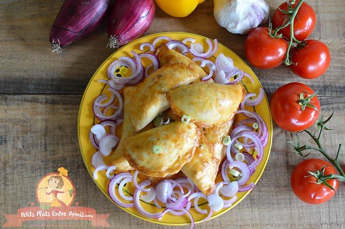 Empanadas au boeuf la recette
