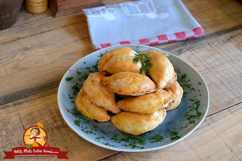 Empanadas au thon la recette
