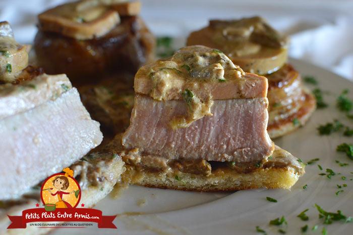 Quelle cuisson pour le filet mignon de porc?