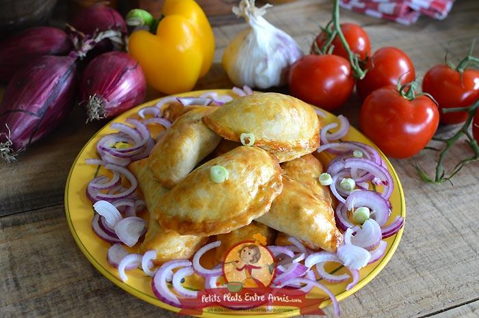 Recette empanadas au boeuf
