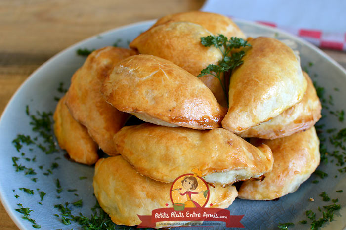 Recette empanadas au thon