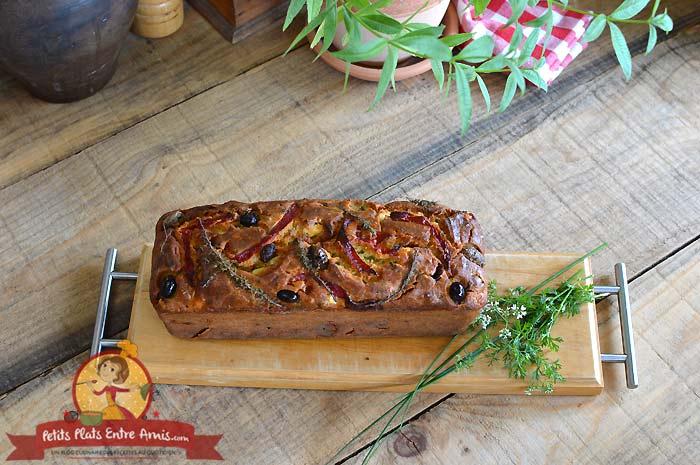 Cake à la grecque la recette