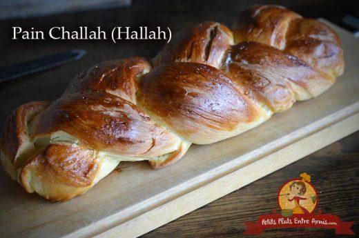 Pain challah (Hallah)